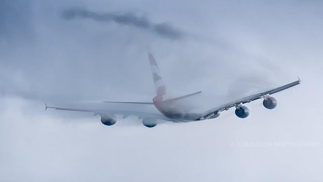 G-XLED | Airbus A380 | British Airways | London Heathrow | October 2016