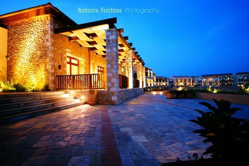 Costa Navarino Resort in Messinia !
