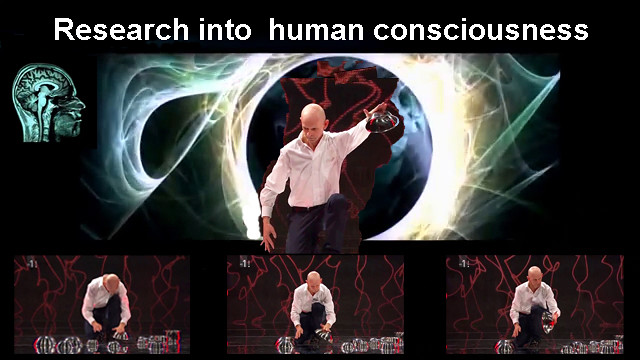 Research into  human consciousness - telekinesis - superhumans - miroslaw magola