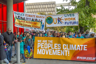 2015-10-14 Peoples Climate March Seattle, WA-183 | by Duffernutter