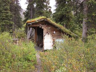 RL Proenneke | by NPS Park Cultural Landscapes Program
