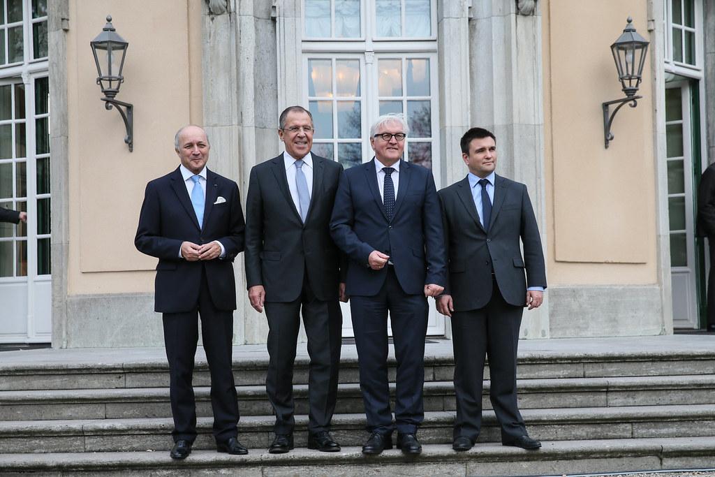 фото министерская встреча на аляске бассейна