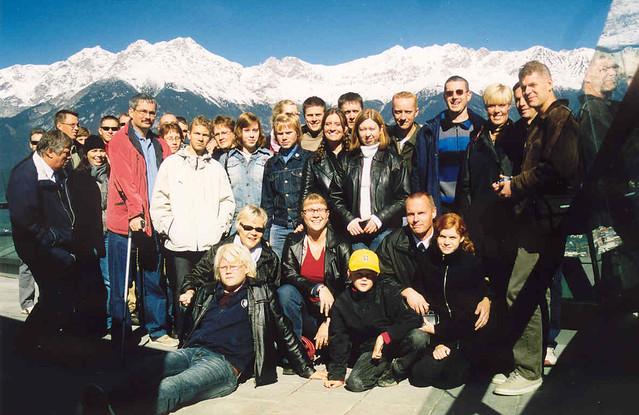 2002 - Österrike - Berg-Isel