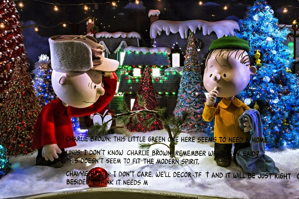 Merry Christmas Charlie Brown.Merry Christmas Charlie Brown To Toast The 50th Annivers