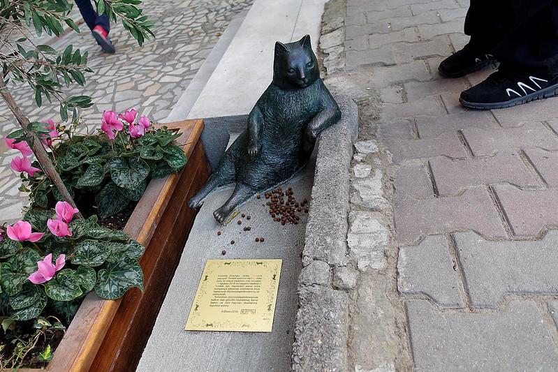 In Memory of Istanbul's Phenomenal Cat - Tombili