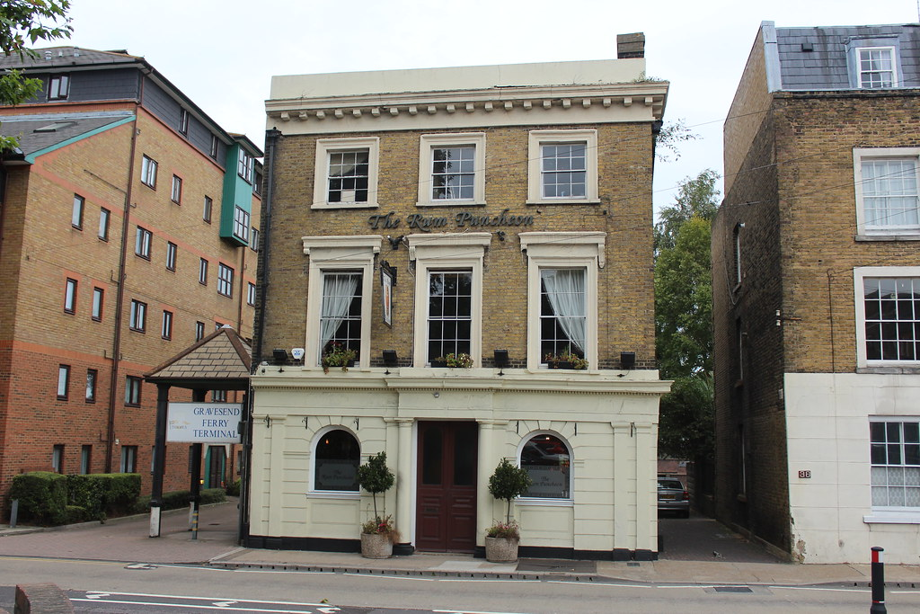 The Rum Puncheon Gravesend Kent The Rum Puncheon Seen O Flickr