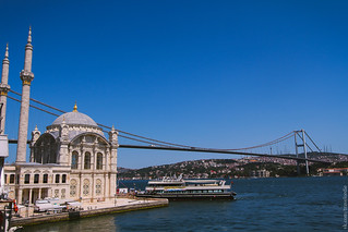 Ortaköy Camii, Istanbul / Мечеть Ортакёй, Стамбул | by travelordiephoto