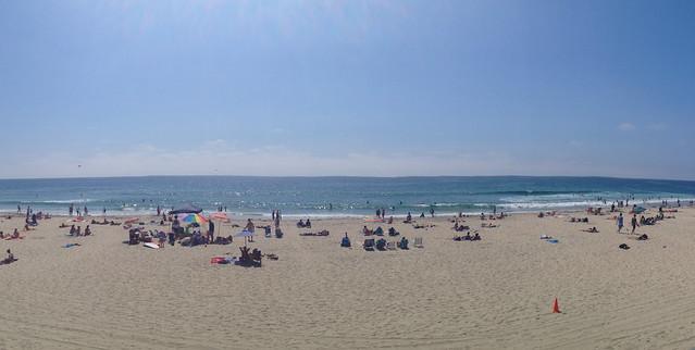 San Diego Strand Mission beach