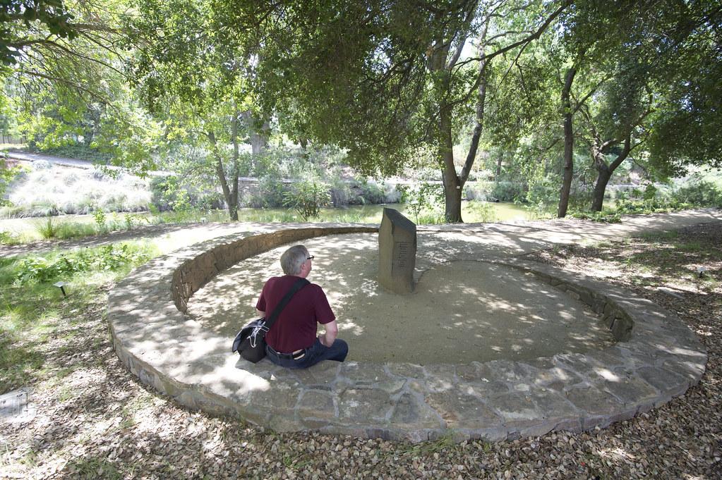 Native American Contemplative Garden