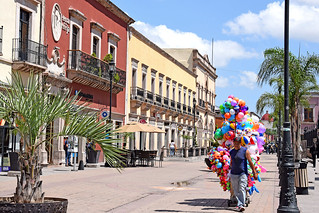 Balloon man   by ajlesdra