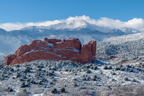 Pikes Peak and Garden of the Gods | by Tycho's Nose