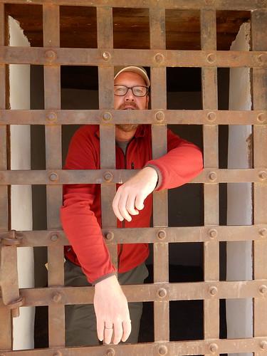 Yuma Territorial Prison - in de cel