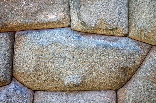 Cusco stones walls - Peru