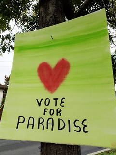 Day 300: Vote for Paradise | by quinn.anya