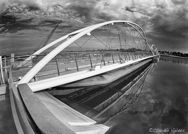 Bridges Over the Salt River III