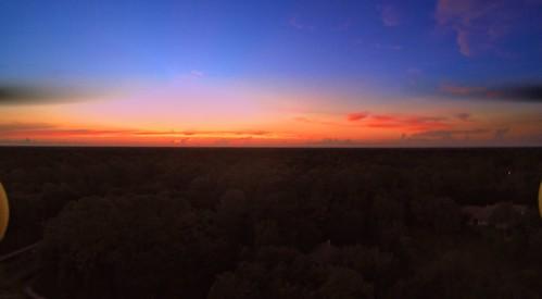 sunset uav drone gopro polarpro goprohero3black stormdrone4