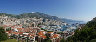 Monte Carlo Panorama | by Christopher Combe Photography