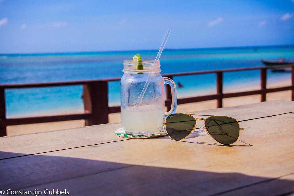 Aruba, Port, Limejuice, Ray Ban