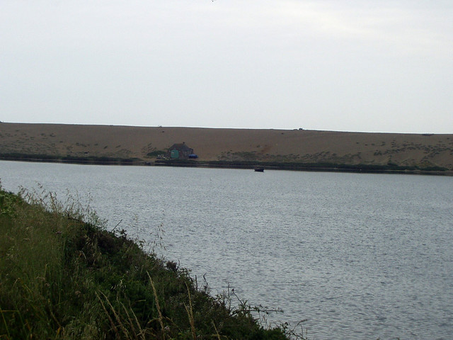 The Fleet near Langton Hive Point