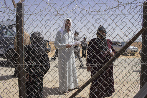Al Zaatari Refugee Camp   by World Bank Photo Collection