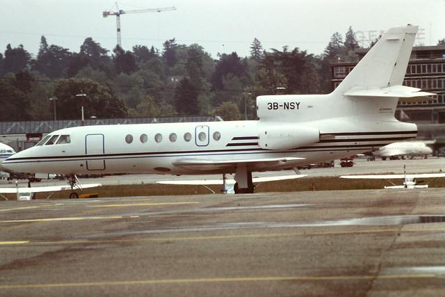 3B-NSY Falcon 50 230 GVA 1997