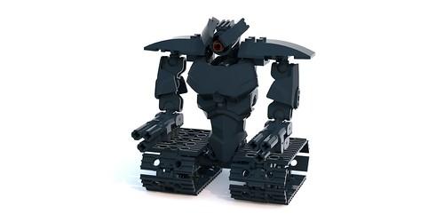 B.B.R. (Big Bad Robot)