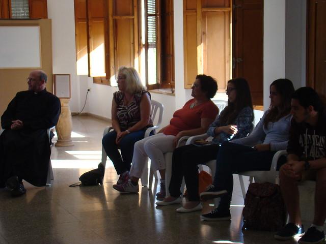Cursillo sobre la Eucaristía - Valencia - Octubre de 2015.