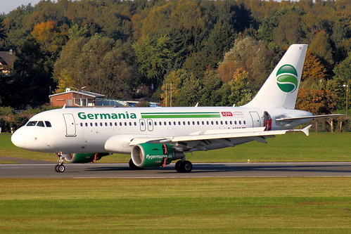 D-ASTZ // Germania // A319-112 | by Martin Fester - Aviation Photography