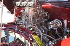 Ballston Spa Car Show: Chromed Up Engine