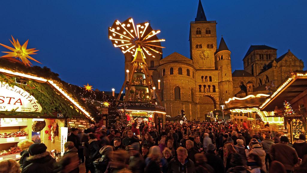 Weihnachtsmarkt In Trier.Trierer Weihnachtsmarkt Ii Christmas Market Trier Presen Flickr