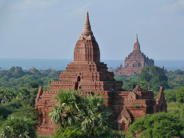 Templos de Bagan (Imprescindibles que visitar en Myanmar/Birmania)