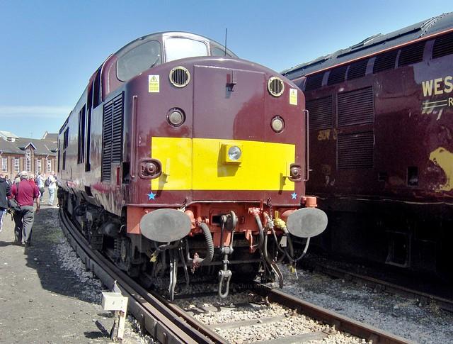 37706 (23-5-09) Eastleigh