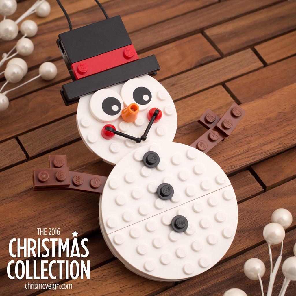 Project 1: Platecraft Snowman