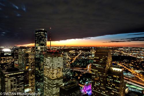 sunset panorama tower skyscraper observation photography downtown texas floor dusk houston blowing deck jp mind chase morgan 60th anvar khodzhaev svetan