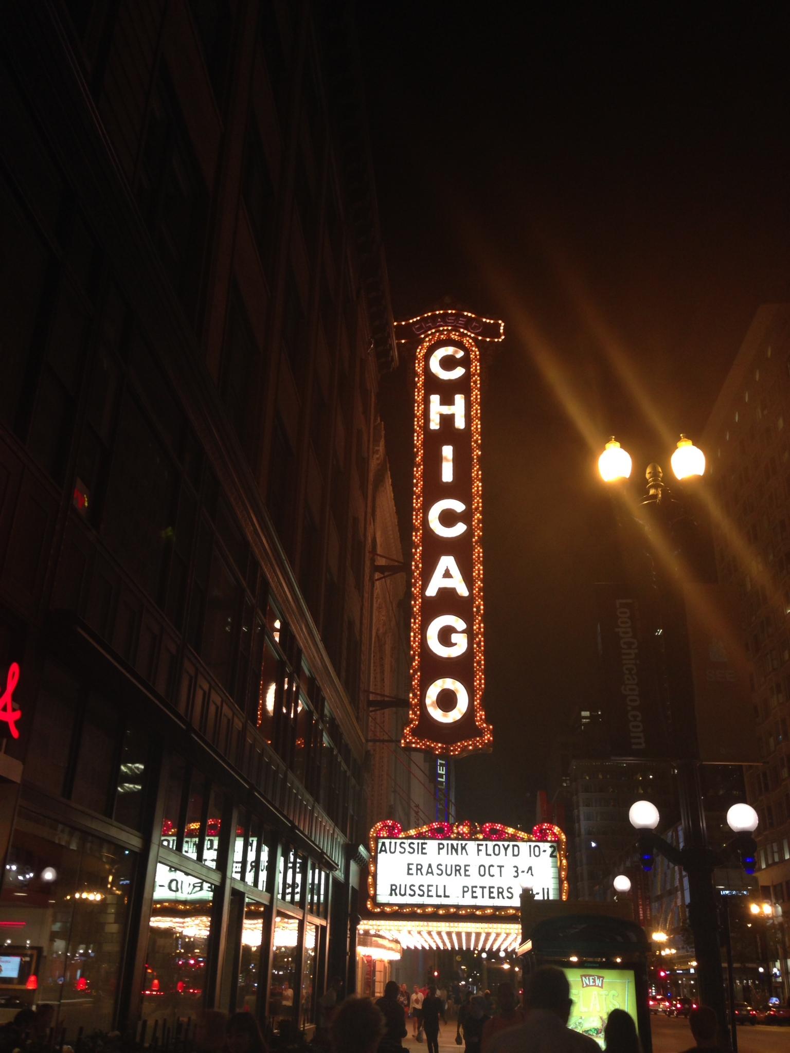 Chicago 2014 Day 1