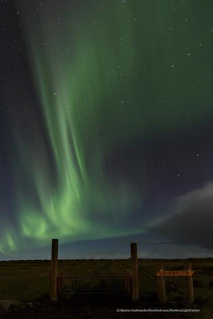The gate to Aurora.