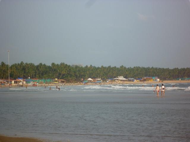 201510067 Goa Palolem beach