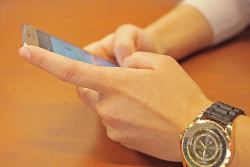 Messaging | by wuestenigel