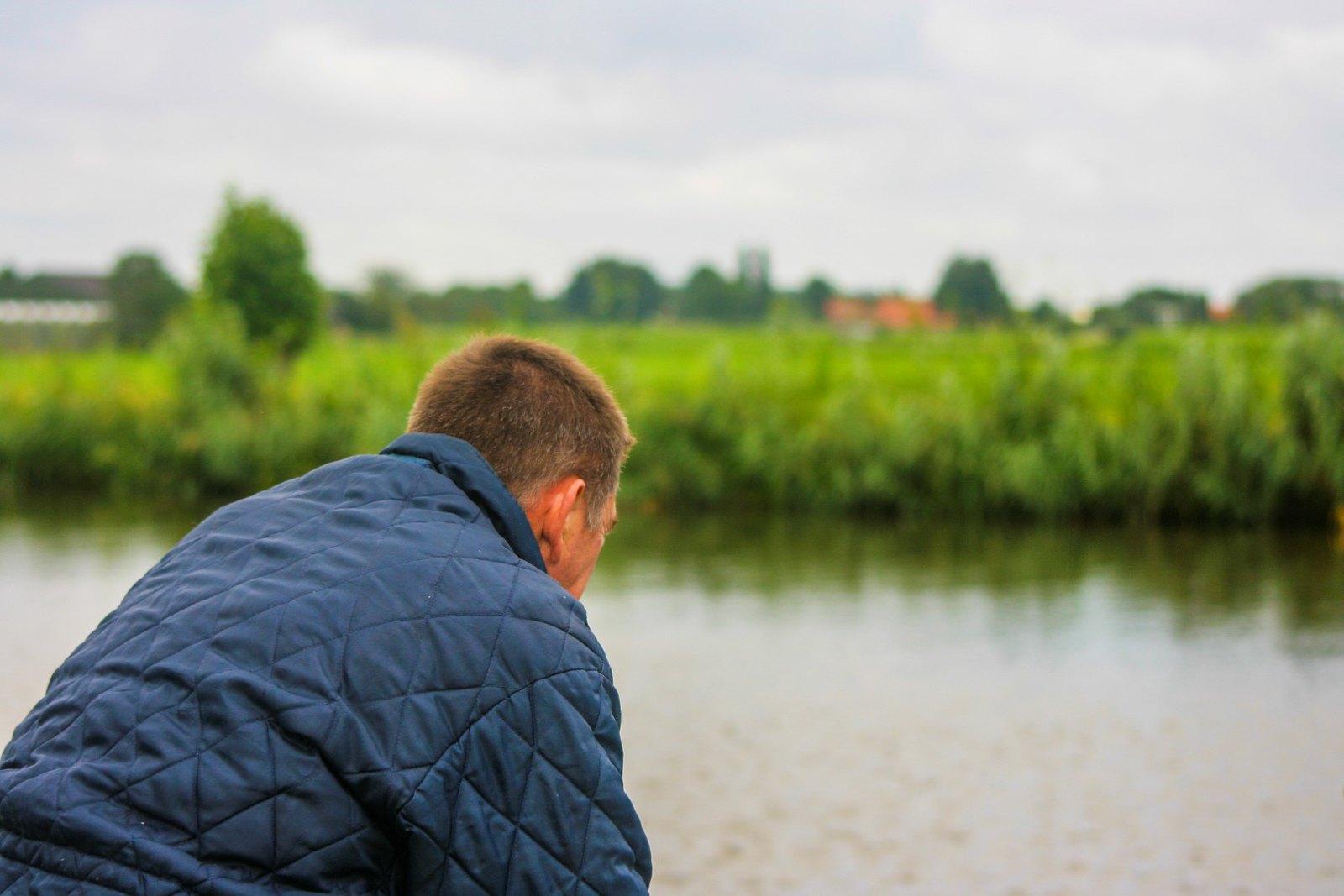 Als ze me missen, ben ik vissen (40)