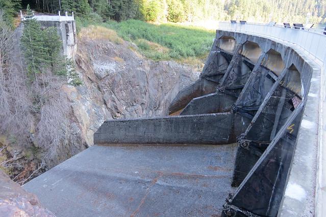Former Dam