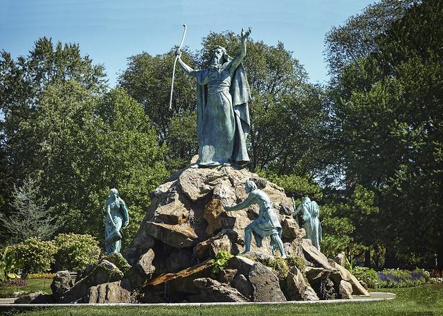 Washington Park Albany N.Y.