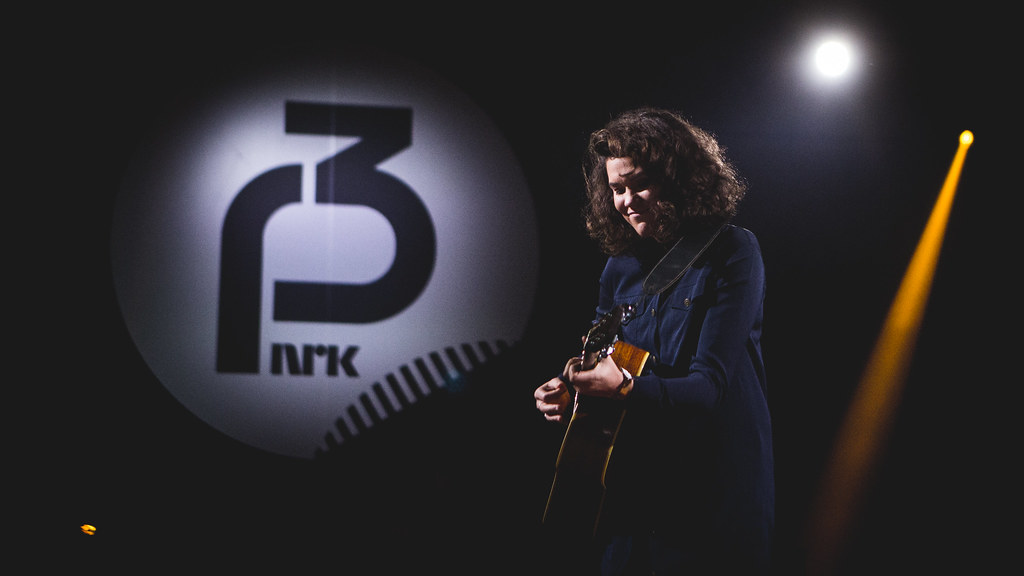 Fay Wildhagen spilte sammen med Nico & Vinz