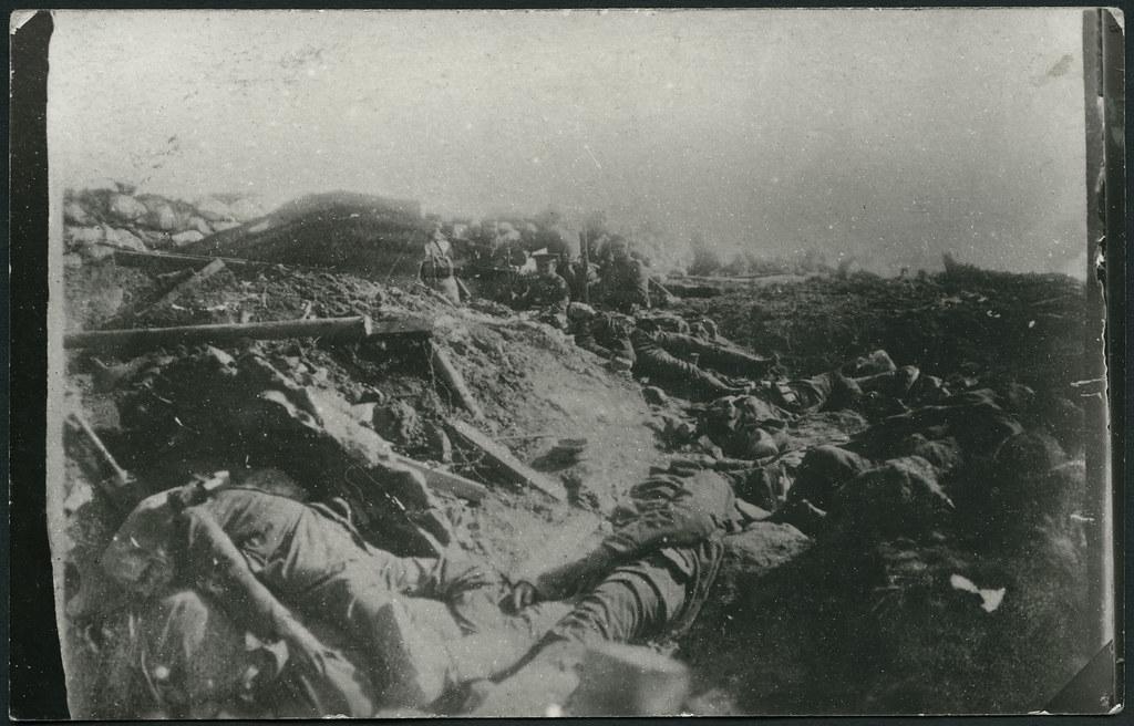 Archiv C559 Erster Weltkrieg, Grabenkrieg, 1914-1918 | Flickr
