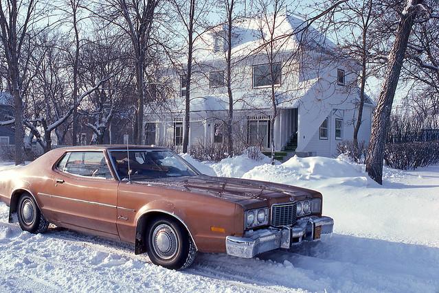 Canadian Winter - December 1978