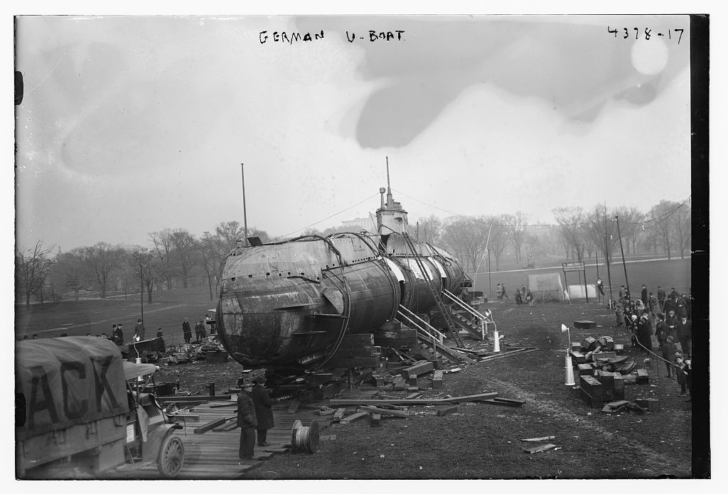 German U-Boat (LOC)