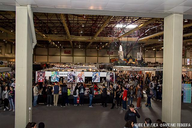 Comic Con Portugal '15