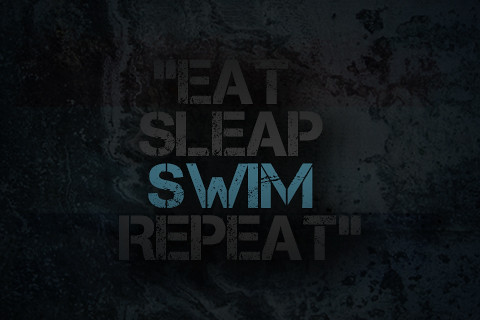 Swimming Mobile Background 1 | by WestSdesign