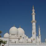 Viajefilos en la Gran Mezquita de Abu Dhabi 01