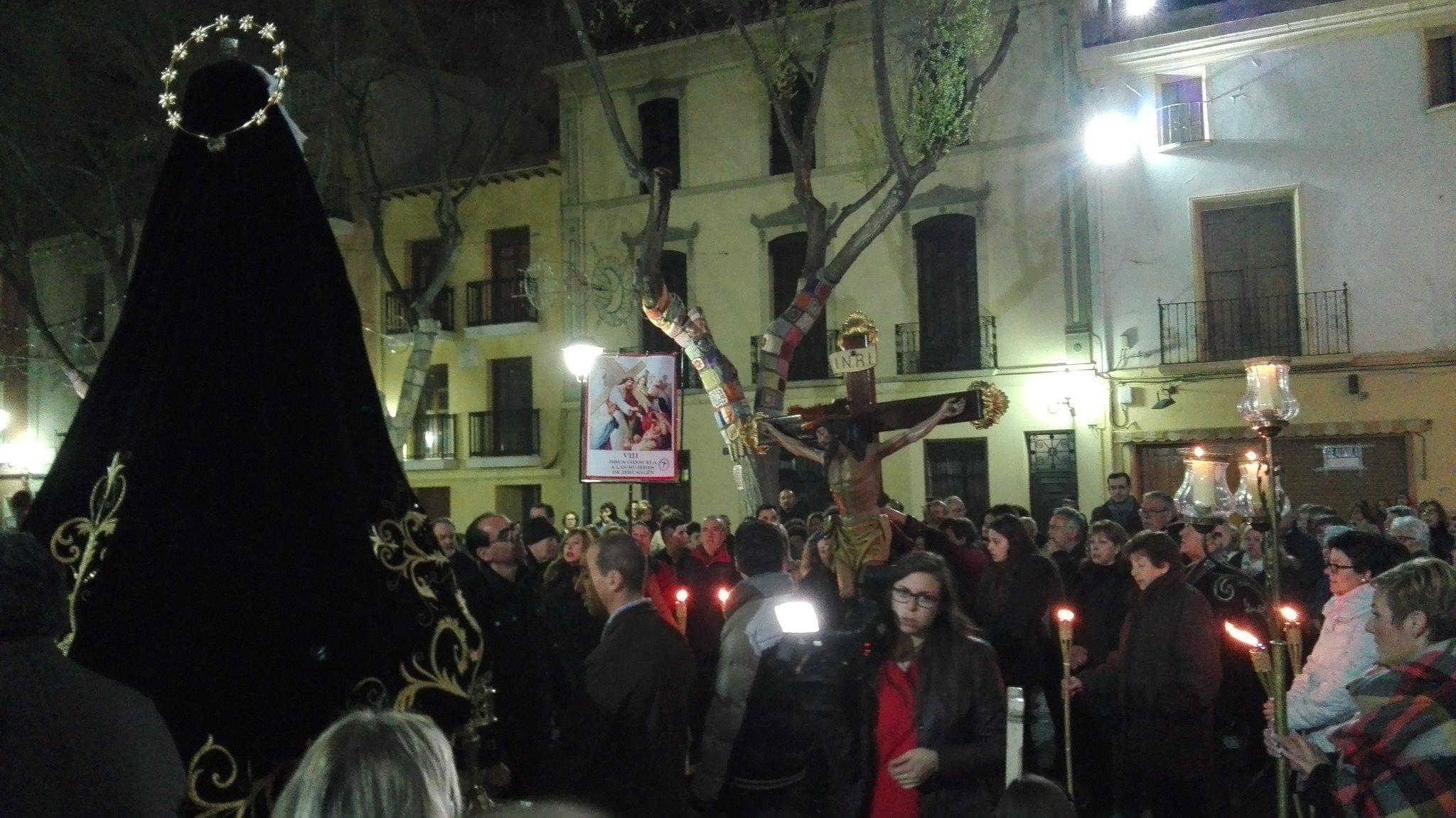 (2016-03-18) - VII Vía Crucis nocturno - Javier Romero Ripoll (057)