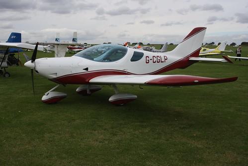 G-CGLP CZAW SportCruiser [LAA 338-14846] Sywell